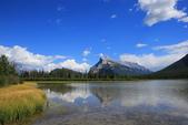 加拿大洛磯山脈19天度假自助遊-班夫鎮Banff Vermilion Lakes(硃砂湖):A81Q9059.JPG