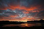 格陵蘭島的夕陽-GREENLAND:IMG_3136格陵蘭島GREENLAND-KULUSUK.JPG