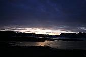 格陵蘭島的夕陽-GREENLAND:IMG_3120格陵蘭島GREENLAND-KULUSUK.JPG