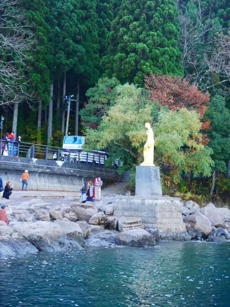 2013日本東北紅葉鐵腿行Day3田澤湖→乳頭溫泉鄉:P1130657.JPG