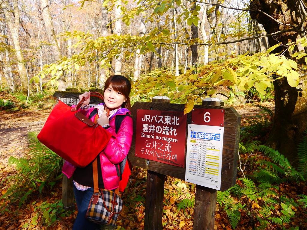 2013日本東北紅葉鐵腿行Day2 奧入瀨溪→十和田湖:P1120998.JPG