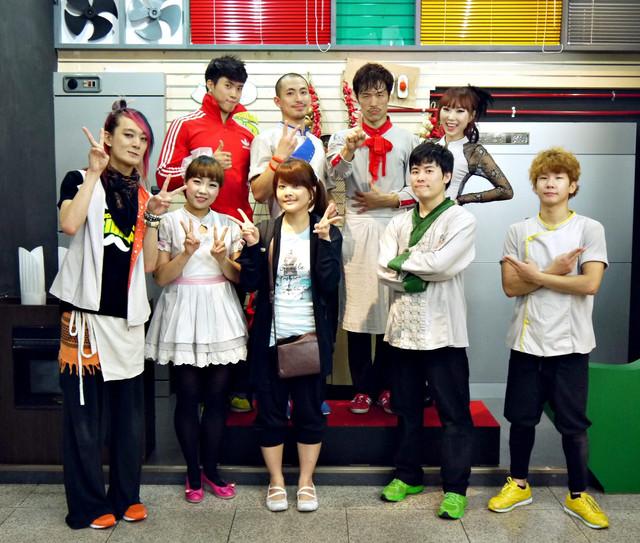 2012韓國雙城單身自助DAY5-南怡島、小法國、樂天超市、教保文庫、BIBAP秀、糕三時代:1366234584.jpg