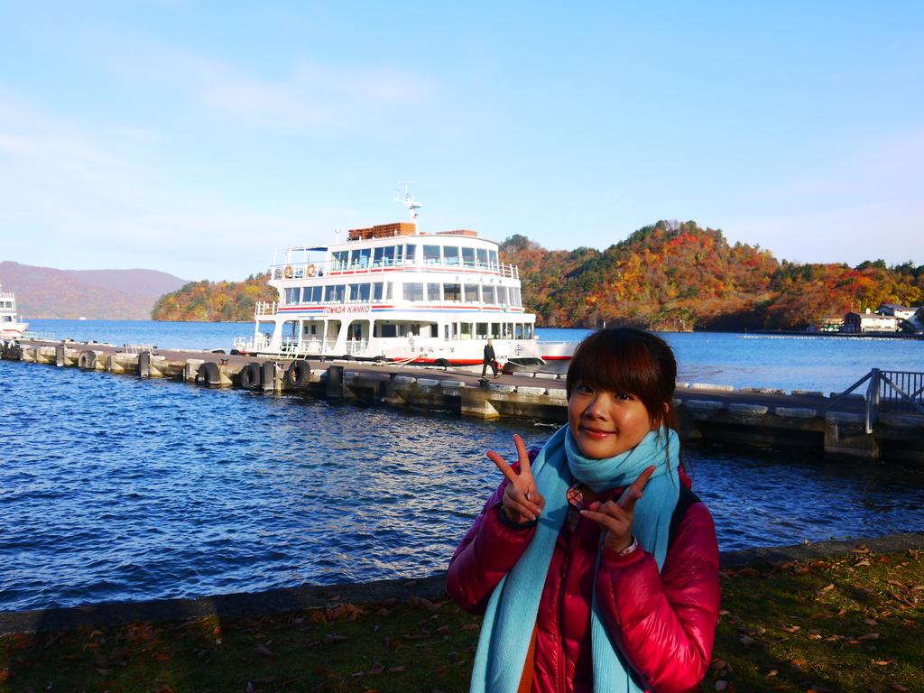 2013日本東北紅葉鐵腿行Day3田澤湖→乳頭溫泉鄉:P1130274.JPG