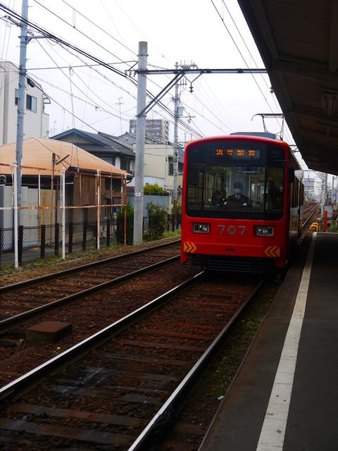 **春賞櫻8日行***Day6 大阪 阪堺電車→心齋橋:1141755245.jpg