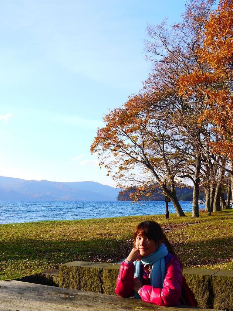 2013日本東北紅葉鐵腿行Day2 奧入瀨溪→十和田湖:P1130049.JPG