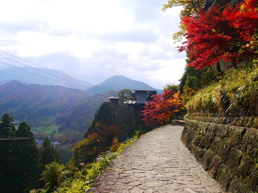2013日本東北紅葉鐵腿行Day6山寺→鳴子溫泉鄉:P1150147.JPG