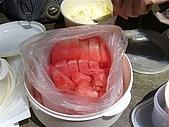 陽明山野餐踏青(20050917):野餐--西瓜