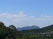 陽明山野餐踏青(20050917):遠眺觀音山