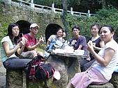 陽明山野餐踏青(20050917):滿足的野餐