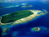 BART相簿:Aerial View of Reef Formations, South Pacific.jpg