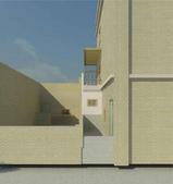 3D建築設計篇:一樓後院增建-a計劃-中庭透視1.jpg