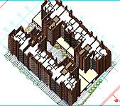 3D建築設計篇:文鼎大苑-原木放樣-鳥瞰b.jpg