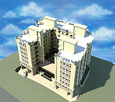 3D建築設計篇:3D 鳥瞰 1.jpg