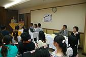 2009.9.25 日本YMCA聯合說明會(台北場):J50