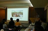 2009.9.25 日本YMCA聯合說明會(台北場):J62