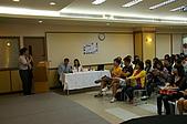 2009.9.25 日本YMCA聯合說明會(台北場):J65
