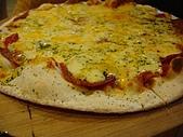 都靈義大利餐廳:美式臘腸PIZZA