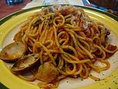 都靈義大利餐廳:蕃茄海鮮義大利麵