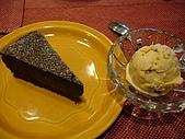 都靈義大利餐廳:甜點~蛋糕+冰淇淋