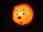 只有維尼:維尼夜燈