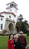 妹妹二零零九年元月來洛杉磯之旅:爸爸媽媽和妹妹2009年一月攝於聖塔芭芭拉_5.jpg