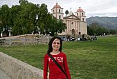 妹妹二零零九年元月來洛杉磯之旅:妹妹2009年一月攝於聖塔芭芭拉_6.jpg