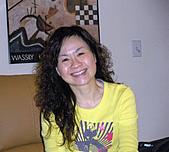 妹妹二零零九年元月來洛杉磯之旅:妹妹2009年一月攝於洛杉磯家中.jpg