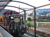 京都:山差峨野小火車