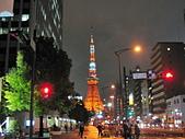 東京:東京鐵塔