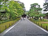 京都:金閣寺入口