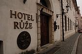 捷克行~第4天:庫倫洛夫 - Ruze Hotel