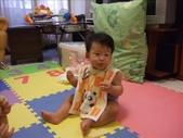 綸與祐一起吃餅乾玩玩具980719:1257765812.jpg