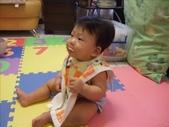 綸與祐一起吃餅乾玩玩具980719:1257765805.jpg