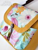 LuLu Quilt Bag:20110817