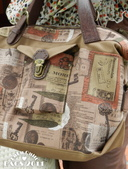 LuLu Quilt Bag:20110918