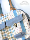 LuLu Quilt Bag:20110812