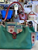 LuLu Quilt Bag:20111015