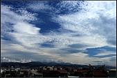 我的單眼日記:2012勞動節之藍天白雲
