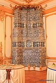 俄羅斯12日--凱撒琳宮:凱撒琳宮內擺飾--壁爐
