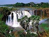 驚艷的非洲:青尼羅河瀑布,埃塞俄比亞