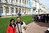 俄羅斯12日--凱撒琳宮:凱撒琳宮外