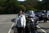 日本函館東北賞楓(三):兩個日本老夫婦騎的價值600萬日幣的重型機車