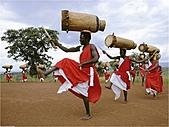 驚艷的非洲:部落舞蹈,布隆迪