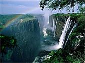 驚艷的非洲:津巴布韋維多利亞瀑布