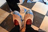 俄羅斯12日--凱撒琳宮:凱撒琳宮內要穿鞋套