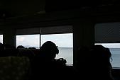 日本函館東北賞楓(三):火車先沿峽灣行駛
