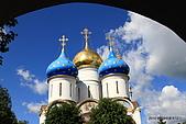 俄羅斯12日--莫斯科金環-札格爾斯克-蘇玆達里:聖三一修道院入口