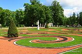 俄羅斯12日--凱撒琳宮:凱撒琳宮外公園