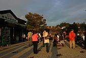 日本東北賞楓函館夜景(一):第一好吃的冰淇淋店在函館的特拉彼斯特修道院停車場