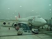 2007.12.22-26日本關西耶誕行:我們搭的西北航空